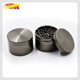 4capas 63mm de aleación de zinc Molinillo hierbas para el tubo de cigarrillos
