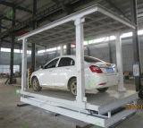 Sótano garaje coche hidráulico de elevación para fácil aparcamiento