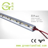 Haut lumineux de 3 ans de garantie SMD 12V 24V 5630 LED Strip Light rigide