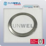 Gaskes Espiral com anel interior Swg juntas