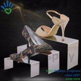 Soporte de la ventana de acero inoxidable de metal para zapatos