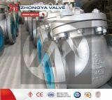 Form-Stahl-Rückschlagventil API-ANSI-150lb Wcb industrielles