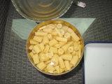 缶詰にされた赤ん坊トウモロコシの切られた塩水2840g