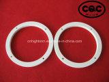 CNC que faz à máquina o anel cerâmico da alumina 99.5% pura elevada