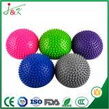マッサージのPilatesの適性の体操の練習のシリコーンのエヴァのゴム製ヨガの球