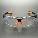 Bril van de Veiligheid van de Lens van PC van het Type van manier de Sportieve (SG115)