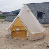 Tenda di Bell di lusso di campeggio impermeabile della tela di canapa del cotone 2018