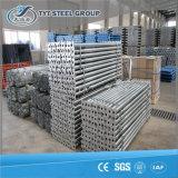 Support en acier galvanisé plongé chaud réglable de Jack d'échafaudage espagnol de fournisseur de groupe de Tianjin Tyt