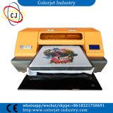 Stampante di DTG di formato di Cj-L1800t Digitahi A3 direttamente a stampa della stampante della maglietta dell'indumento sul tessuto