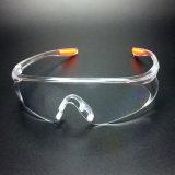 Lentille sportive de PC de lunettes de lunettes de sûreté de verres de sûreté (SG126)