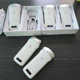 7.5MHz/10MHz lineal de ultrasonido escáner inalámbrico para la belleza de conexión WiFi para iPad, iPhone y teléfonos inteligentes