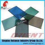 vidrio teñido gris euro de 4-12m m/vidrio gris euro del vidrio de flotador/de flotador del gris azul