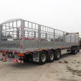De lichte Semi Aanhangwagen van Ues van de Vrachtwagen van de Staak van de Plicht 3axle