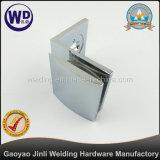 調節可能な90の程度は壁の台紙ガラスクランプ重量R109に斜角を付けた