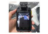 4G Bluetooth WiFi Corps de police caméra usés 3G GPRS GPS 1080P Caméra Android corps usés