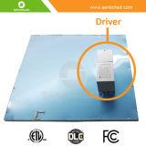 Slim nuevo panel LED lámpara de techo 24X24 pulgadas con Dlc 4.0 Premium