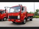 Sinotruk nuevo motor diesel 4X2 de poca potencia de 2018 años carro del cargo de 10 toneladas