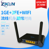 Soem-Faser zum HauptGpon ONU mit der 1ge+3fe+USB+WiFi Benutzerschnittstelle ähnlich als Zte F600W Ontario