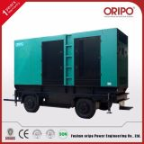 draagbare Stille Diesel 500kVA 400kw Generator met Alternator Leadtech
