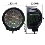크리 말 LEDs와 가진 140W 7inch IP68 Offroad LED 모는 빛