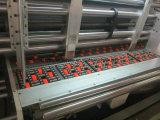 Автоматическая гофрированный картон с высокой скоростью 4 цветов принтера Flexo Slotter умирают машины режущего аппарата