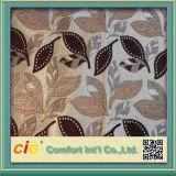 Полиэстер хлопчатобумажной ткани диван ткани с красивым дизайн моделей