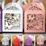 2018 de Mini Holle Dozen van de Gift van de Koffer Zoete Gehuwde, het Verpakkende Karton van het Suikergoed Woopower voor Huwelijk ##Ws99