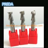 Aluminium HRC55를 위한 높은 Polished 2 Flutes Milling Cutters