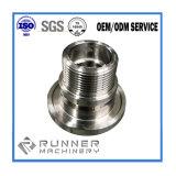 Torni di CNC i pezzi meccanici per il macchinario della strumentazione