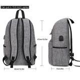 Nuovo sacchetto di banco adulto astuto di disegno per gli studenti universitari