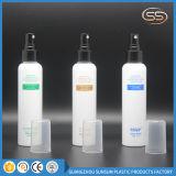 Conteneur de parfum ronde avec la pompe du pulvérisateur de bouteilles PET