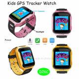 Relógio de venda quente do perseguidor do GPS com telefone APP & câmera (D26C)