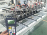 Muti-Heads 1525 CNC Router Machine avec 8 axe rotatif 2500*1500*250mm