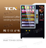 El té de la automática máquina expendedora de café