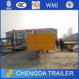 3axle 40ton 12.5m seitliche Wand-halb Schlussteil für Verkauf