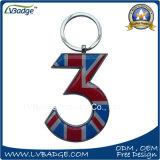 Porte-clés personnalisé en métal avec votre logo