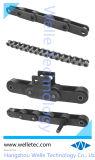 Las cadenas transportadoras de precisión, DIN ISO ANSI, personalizar