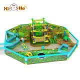 Equipamento macio barato do jogo do campo de jogos interno dos jogos da casa das crianças