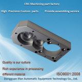 Machine automatique Sandblast6063 précision en aluminium anodisé d'usinage fraisage CNC partie