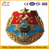 Emblema feito sob encomenda relativo à promoção do metal 2017 com Pin do esmalte