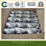 스테인리스 관 팔꿈치 ASTM (304/304L/316/316L)