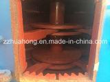 Máquina de triturador de composto vertical do eixo vertical da fornalha da pedra de pedra
