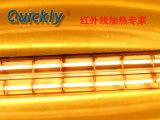 Elemento de Aquecimento do forno de halogéneo por infravermelhos de luz de infravermelhos