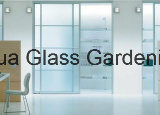3-19mm moderou vidro de vidro/geado gravado ácido para o banheiro, quarto de chuveiro