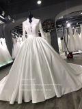 Hochzeits-Kleid der Aoliweiya Prinzessin-Wedding Bridal Indoor