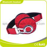 Auscultadores sem fio coloridos de dobramento do estilo do Headband da forma