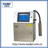 Codificador de /Date de la impresora de la máquina/de inyección de tinta del código de la impresión para el tubo del PVC