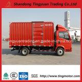 [4إكس2] [هووو] شاحنة من النوع الخفيف مع صندوق شاحنة 5 طن