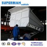 El Carbón/ Transporte de arena remolque basculante Cuerpo volquete para ventas