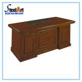 Büro-Möbel-moderner Direktor Wooden Computer Desk